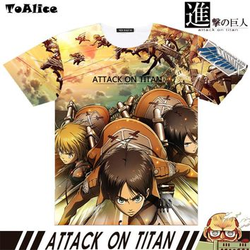 Attack On Titan Full Graphic T-Shirt