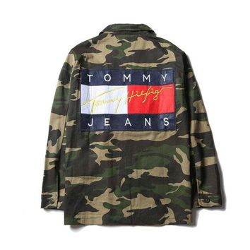Fashion Men's Fashion Hip-hop Camouflage Jacket