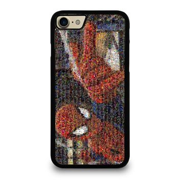spiderman art collage case for iphone ipod samsung galaxy  number 2