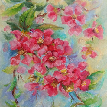 Image result for small cute flower and base oil painting