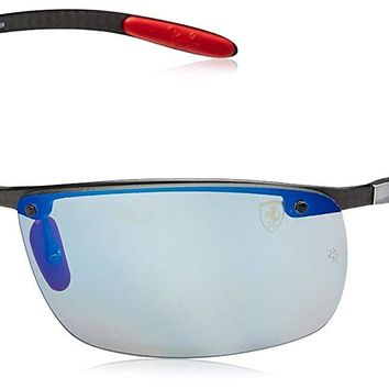 Ray-Ban RB8305M Scuderia Ferrari Collection Sunglasses