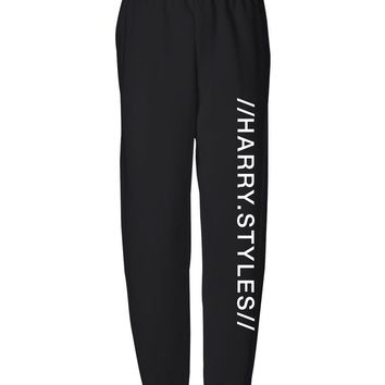 "Harry Styles ""//HARRY.STYLES//"" Unisex Adult Sweatpants"