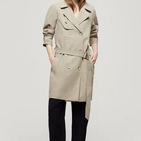 Rag & Bone - Port Coat, Oxford Tan