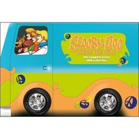 Walmart: Scooby-Doo, Where Are You!: The Complete Series (With Mystery Machine Van Packaging) (Full Frame)