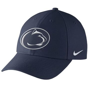 Penn State Nittany Lions Nike Dri-Fit Wool Classic Adjustable Hat