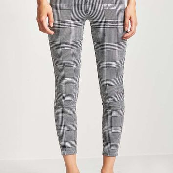 Glen Plaid Leggings