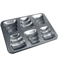 Fox Run 6 Cup Mini 3 Tier Cake Pan