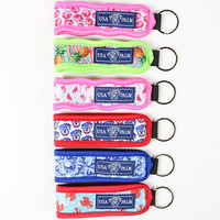 Pattern Key Chain
