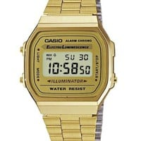 CASIO MENS GOLD