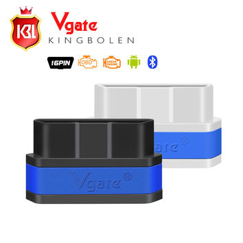 New Arrival Vgate iCar2 Bluetooth OBD Scanner iCar 2 elm327 Bluetooth Diagnostic Interface with Free Shipping