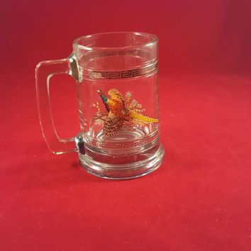 Princess House Pheasant Mug