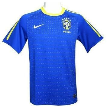 Brasil Soccer Nike Jersey NWT Brazil Dri-Fit New with Tags size UK XL sele??o