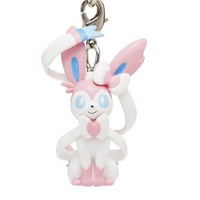 Pokemon Center Japan Sylveon Eeveelution Strap Charm Cute Pink Cell phone mobile