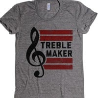 Athletic Grey T-Shirt | Funny Band Geek Shirts