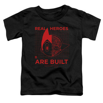 Toddler Astro Boy/Real Hero Short Sleeve
