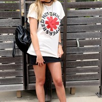 MADEWORN | Red Hot Chili Peppers Tee