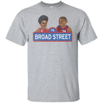 Retro Broad Street Hoops Legends Youth Ultra Cotton T-Shirt