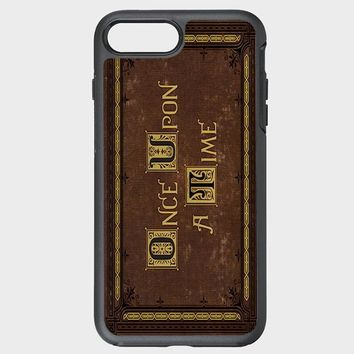 Custom iPhone Case Once Upon a Time Book zF4uz