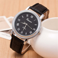 Mens Adventurer Sports Leather Strap Watch Boys Watches +  Beautiful Gift Box