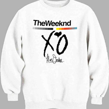 the weeknd xo Sweater for Mens Sweater and Womens Sweater ***