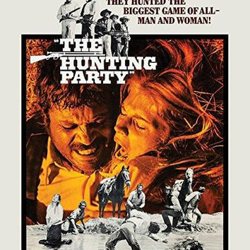 Oliver Reed & Gene Hackman & Don Medford-The Hunting Party