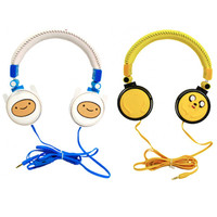 ADVENTURE TIME HEADPHONES
