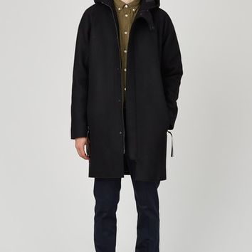 Acne Studios Milton Hooded Coat - MEN - JUST IN - Acne Studios - OPENING CEREMONY