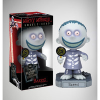 Nightmare Before Christmas Barrel Wacky Wobbler