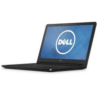 "Dell Black 15.6"" Inspiron i3552 Laptop PC with Intel Celeron N3050 Processor, 4GB Memory, 500GB Hard Drive and Windows 10 Home - Walmart.com"
