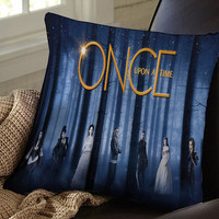Once Upon A Time cover pillow case pillow cover pillow cotton
