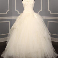 VERA WANG NORA 120714 WEDDING DRESS