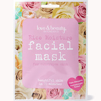Rice Moisture Facial Mask | FOREVER 21 - 1022162868
