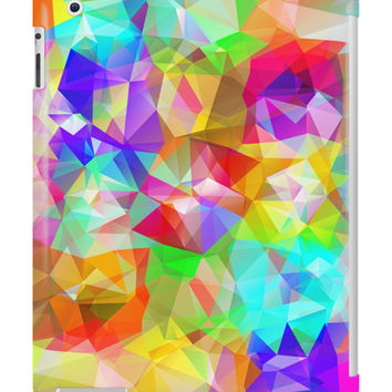 Abstract Geometric Triangles Pattern by sale