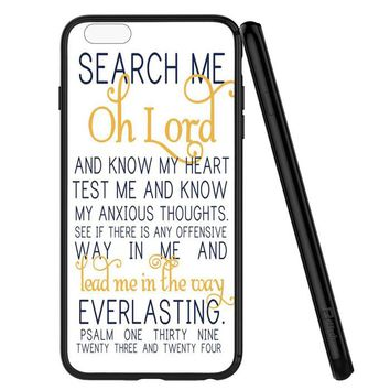 Bible Verse (by his wounds) iPhone 6 | 6S Case Planetscase.com