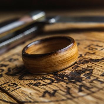Whisky Barrel Ring