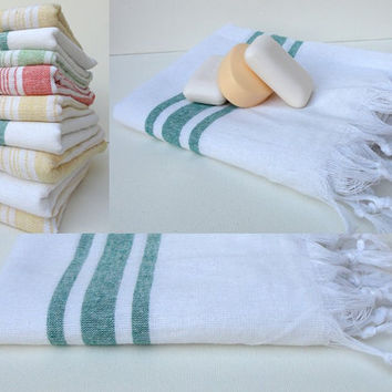 Traditional Turkish Bath Towel ,hamam, peshtemal ,bath towel, hamam towel, Eco-friendly, Natural Soft Cotton