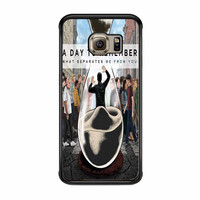 A Day To Remember Sand Watch Master Samsung Galaxy S6 Edge Case