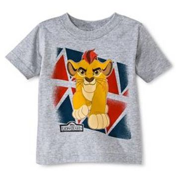 Toddler Boys' Disney® The Lion Guard™ T-Shirt - Gray Heather