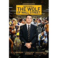 Wolf Of Wall Street Movie Poster 11inch x 17 inch Poster
