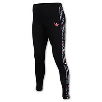 Women's adidas Patterned 3-Stripe Leggings