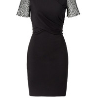 Jason Wu Lattice Lace Dress