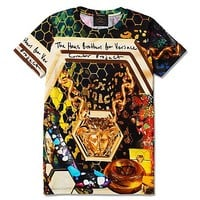 Versace - Haas Brothers T-shirt