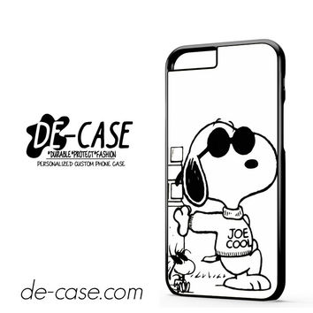 Snoopy Joe Cool DEAL-9766 Apple Phonecase Cover For Iphone 6 / 6S