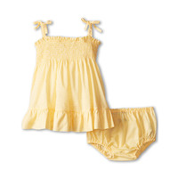 Fendi Kids Baby Girl Sundress With Bloomers (Infant)