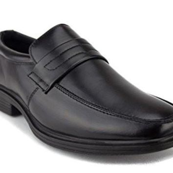 New Men's WZ15002 Slip Oil Resistant Penny Loafer Work Shoes
