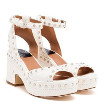LAURENCE DACADE | Happoline Wedge Sandals | Browns fashion & designer clothes & clothing