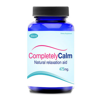 Totally Products Completely Calm (60 Capsules) - Promotes positive mood.