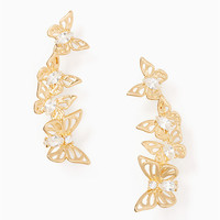 social butterfly ear pins | Kate Spade New York