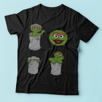 Oscar The Grouch Men'S T Shirt