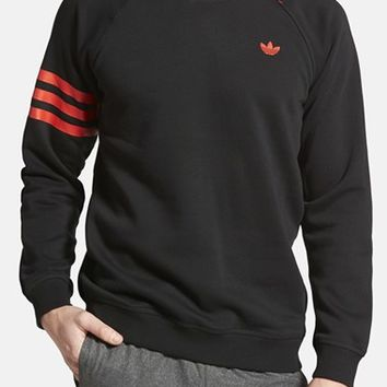 Men's adidas Originals 'Sport Luxe' Crewneck Sweatshirt,